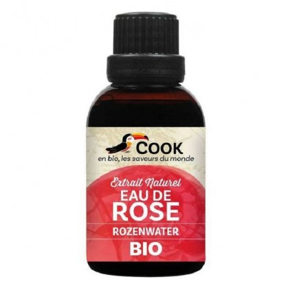 Apa de trandafiri BIO 50ml Cook