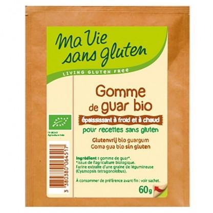 Guma de Guar BIO fara gluten 60g Ma vie sans Gluten
