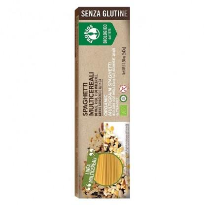 Spaghetti multicereale BIO fara gluten 340g Probios