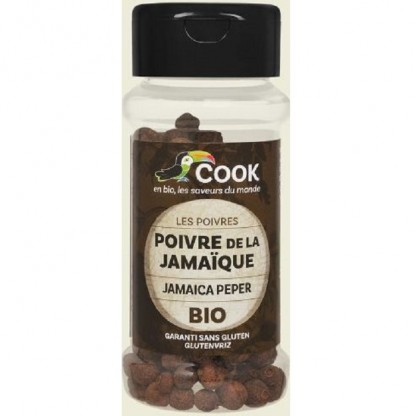 Ienibahar boabe BIO 30g Cook