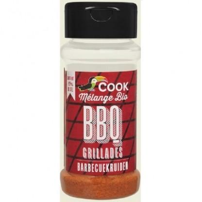 Mix de condimente pentru gratar BIO 35g Cook