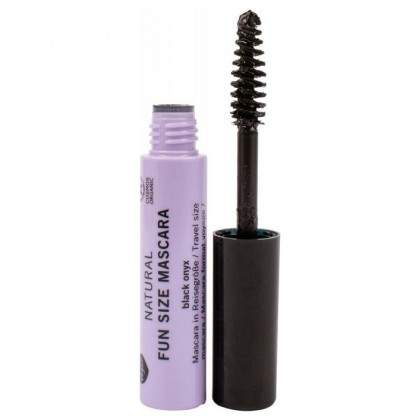 Mini Rimel Fun Size Mascara Black Onyx 2.5ml Benecos