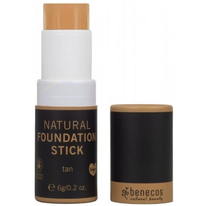 Foundation stick BIO Tan (inchis) 6g Benecos
