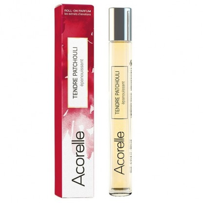 Apa de parfum BIO Patchouli Essentiele roll-on 10ml Acorelle BIO