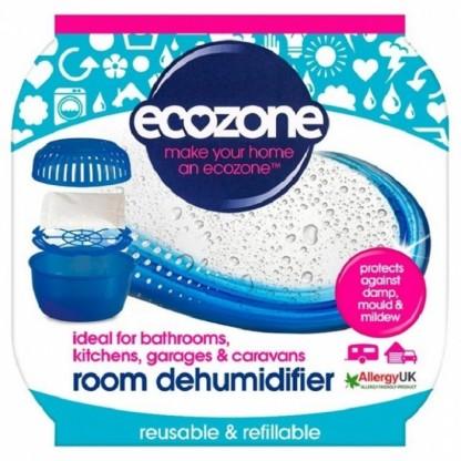Dezumidificator pentru camera, anti-mucegai, anti-mirosuri 450g Ecozone