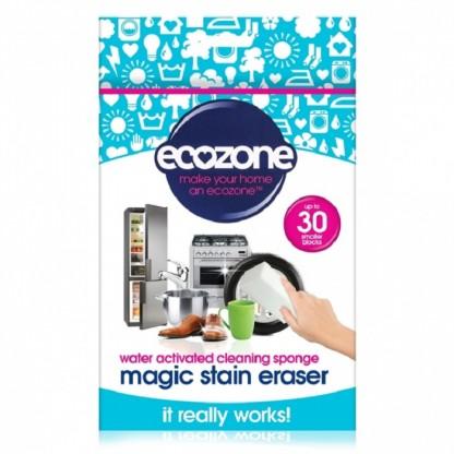Burete Magic Stain universal pt curatarea suprafetelor, doar cu apa 2 buc Ecozone