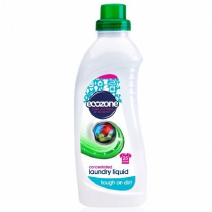 Detergent concentrat pt rufe, aroma Fresh, 25 spalari, 1L Ecozone