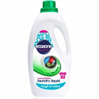 Detergent concentrat pt rufe, aroma Fresh, 50 spalari, 2L Ecozone