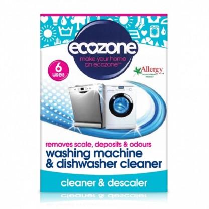 Tablete pt curatarea masinii de spalat rufe si vase 6 buc Ecozone