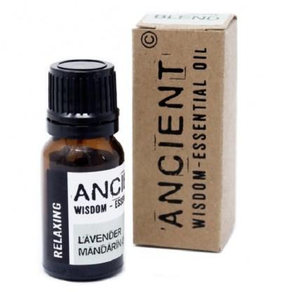 Amestec de uleiuri esentiale Relaxing (lavanda, mandarina) 10ml Ancient Wisdom Premium