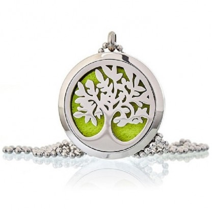 Colier aromaterapie Tree of Life 30mm Ancient Wisdom