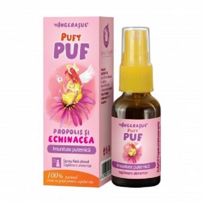 Spray Pufy Puf Propolis si Echinacea (intareste imunitatea) 20ml Dacia Plant
