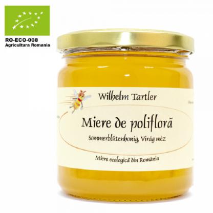 Miere poliflora BIO Wilhelm Tartler 500g