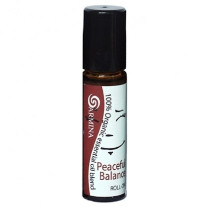 Roll-on blend din uleiuri esentiale Peaceful Balance BIO 10ml Armina