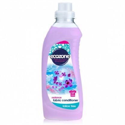 Balsam de rufe Radiance cu violete, vanilie si lavanda 1 L Ecozone