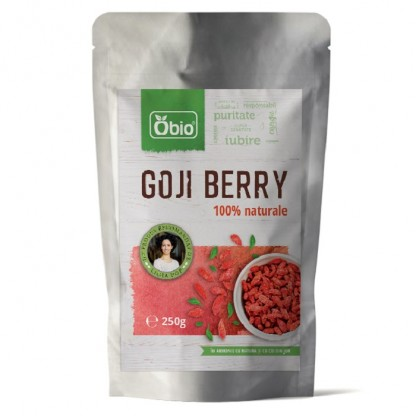 Goji berry raw 250g Obio