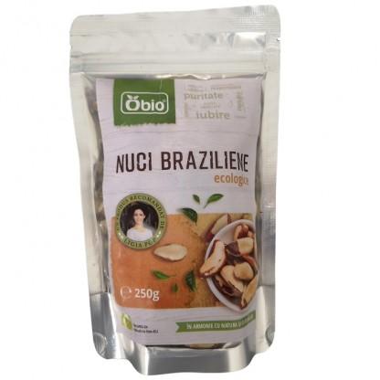 Nuci Braziliene Raw BIO 250g Obio