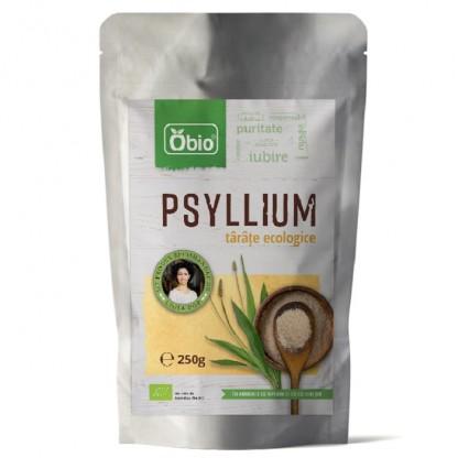 Tarate de psyllium BIO 250g Obio