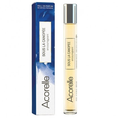 Apa de parfum BIO roll-on Sous la Canopee 10ml Acorelle