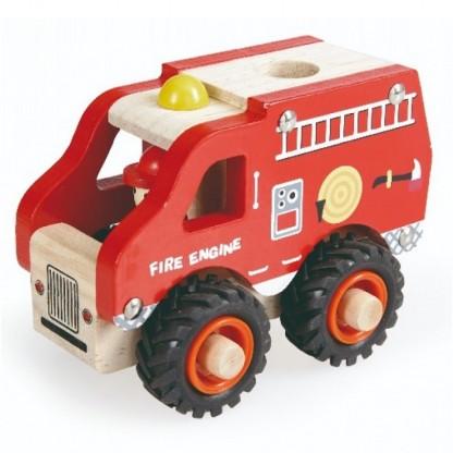 Masina de pompieri, 2-6 ani Egmont Toys