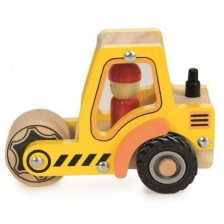 Masina de santier - compactor, 1-6 ani Egmont Toys