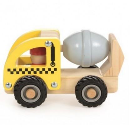 Masina de santier - betoniera, 1-6 ani Egmont Toys