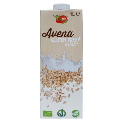 Bautura BIO din ovaz (fara gluten, vegan) 1L Vivibio
