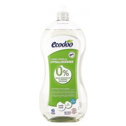 Detergent BIO vase hipoalergenic 1 Litru Ecodoo