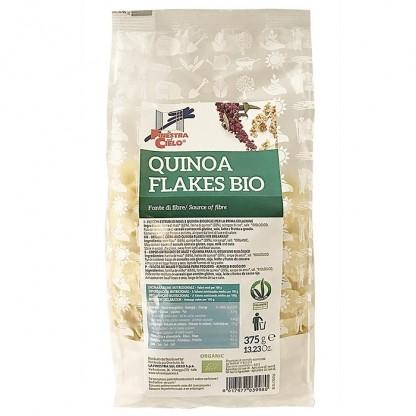 Fulgi cu quinoa BIO vegan 375g Finestra sul Cielo