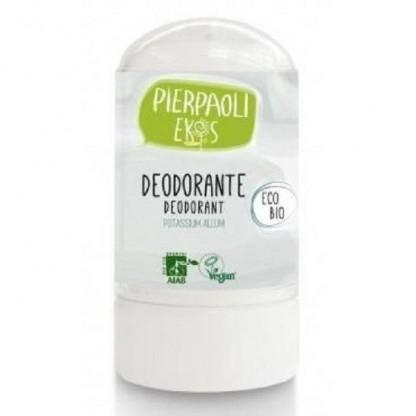 Deodorant Piatra de alaun stick 115g Ekos