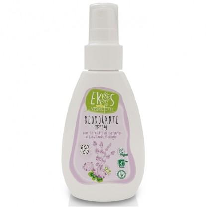 Deodorant spray cu muscata si lavanda Eco BIO 100ml Ekos