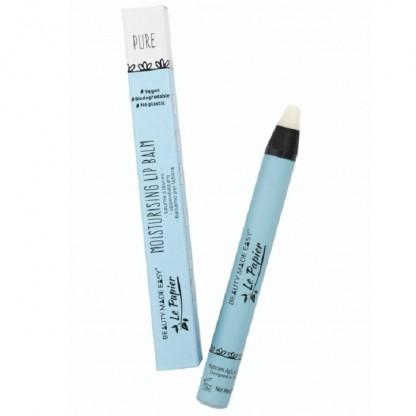 Balsam hidratant de buze, Pure (zero plastic) 6g Beauty Made Easy