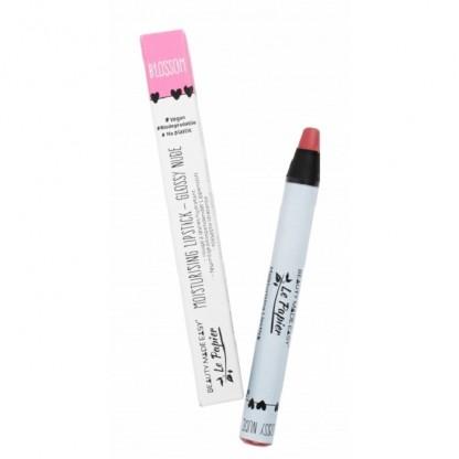 Creion Ruj hidratant mat Glossy Nude Blossom (zero plastic) 6g Beauty Made Easy