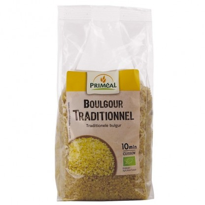 Bulgur traditional BIO 500g Primeal
