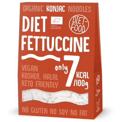 Bio SHIRATAKI Fettuccine 300g Diet Food