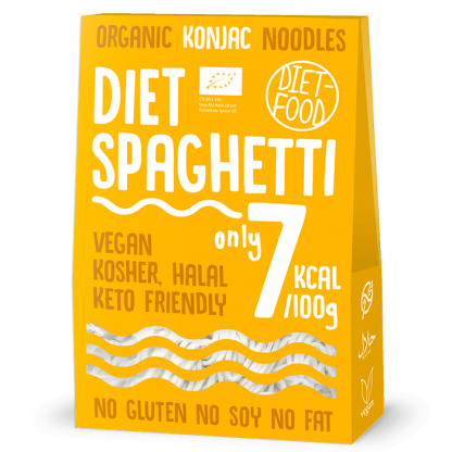 Bio SHIRATAKI Spaghetti 300g Diet Food