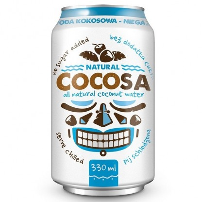 Cocosa - Apa de cocos naturala 330ml Diet Food