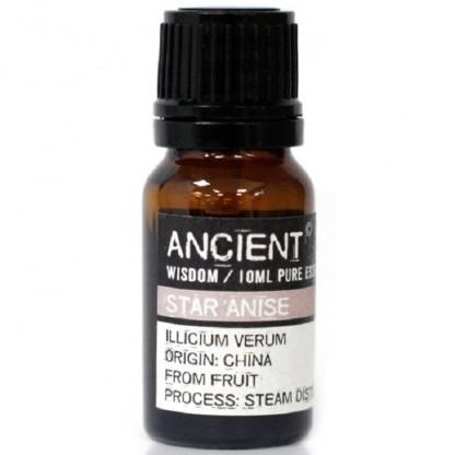 Ulei esential de Anason stelat (Illicium Verum) 10ml Ancient Wisdom
