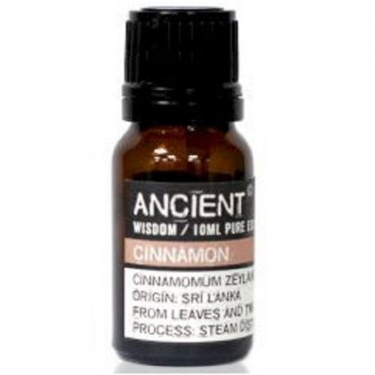 Ulei esential de Scortisoara (Cinnamomum Zeylanicum) 10ml Ancient Wisdom