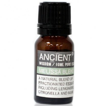 Amestec de uleiuri esentiale naturale Melissa Blend 10ml Ancient Wisdom