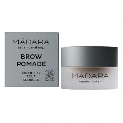 Pomada pt sprancene Brown Pomade 20 Frosty Taupe 5g Madara