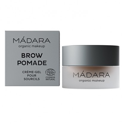 Pomada pt sprancene Brown Pomade 30 Ash Brown 5g Madara
