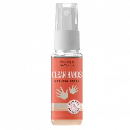 Igienizant de maini natural 50ml Wooden Spoon