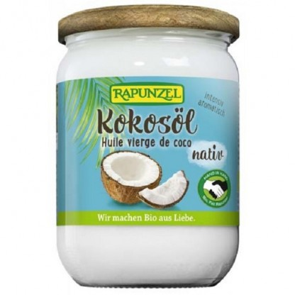 Ulei de cocos Virgin BIO 400ml Rapunzel