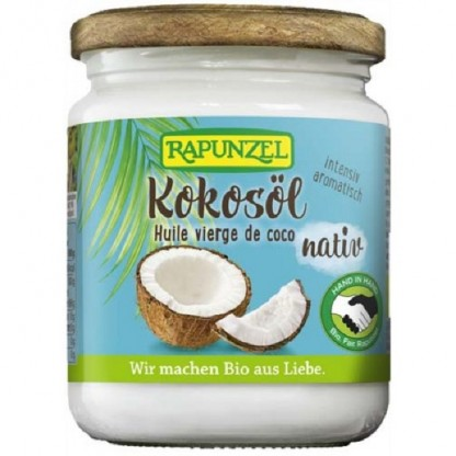 Ulei de cocos Virgin BIO 200ml Rapunzel
