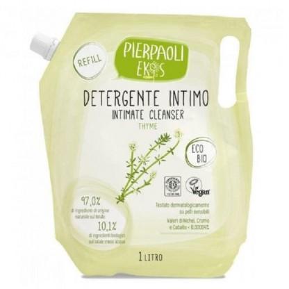 Gel pentru igiena intima cu extract antibacterian de cimbru 350ml Ekos