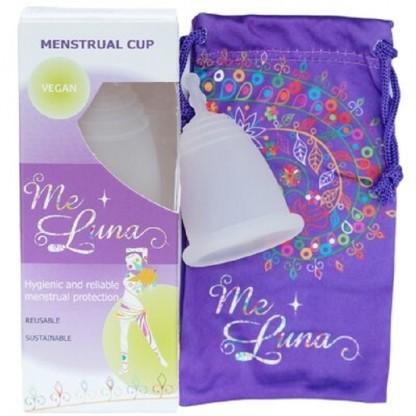 Cupa menstruala marimea XL din TPE medical Me Luna