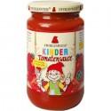 Sos de tomate pentru copii cu indulcitor din mar BIO fara gluten 340ml Zwergenwiese