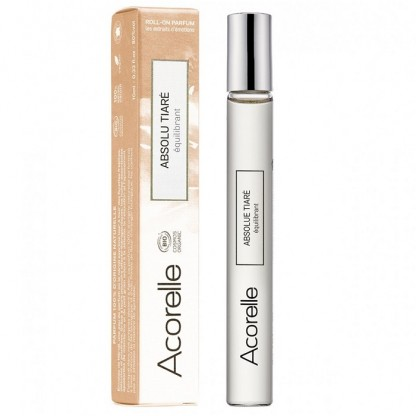 Apa de parfum BIO Absolu Tiare roll-on 10ml Acorelle BIO