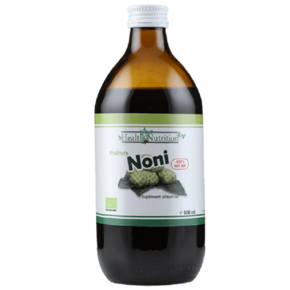 Suc de noni pur BIO 500ml Health Nutrition